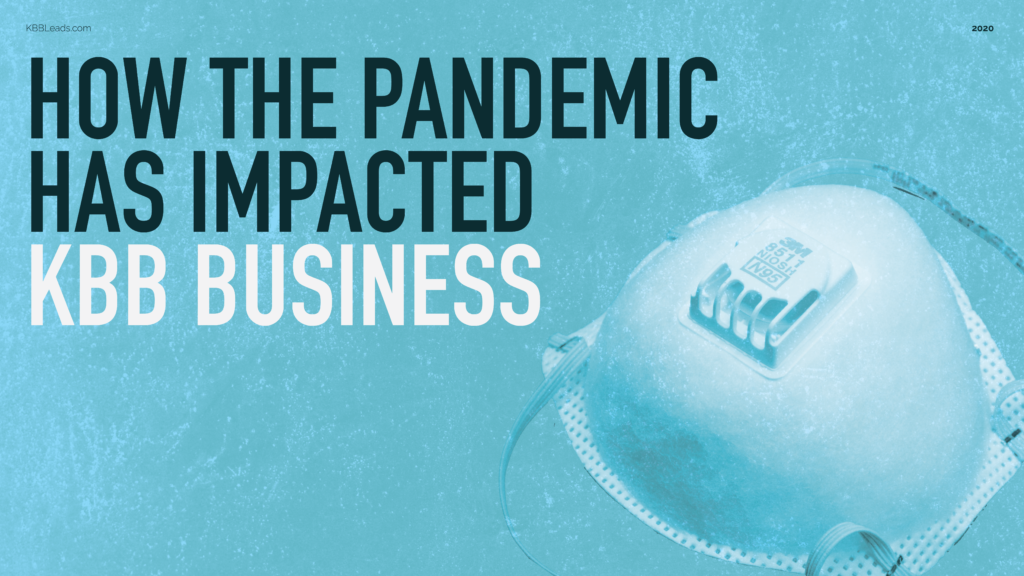 How the pandemic has impacted KBB business