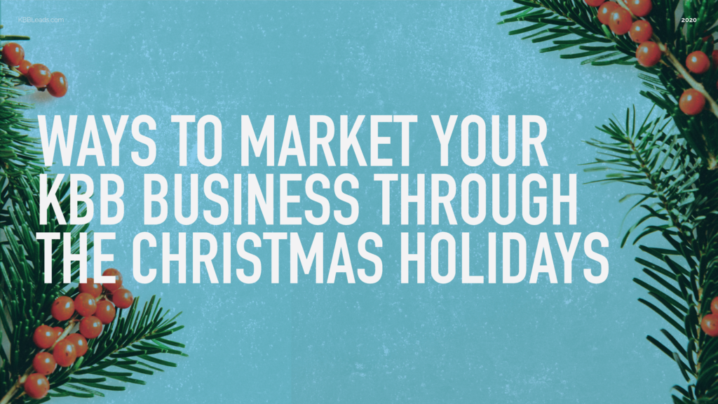 Ways To Market Your Business Through The Christmas Period